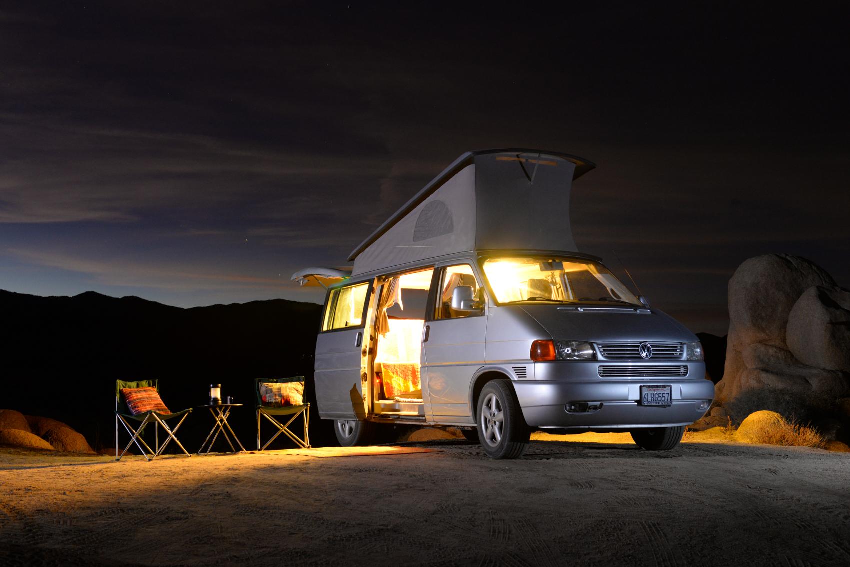 Volkswagen California Beach Camper 2002