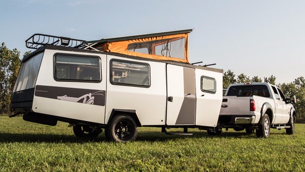 TAXA Outdoors Mantis Camper 2019