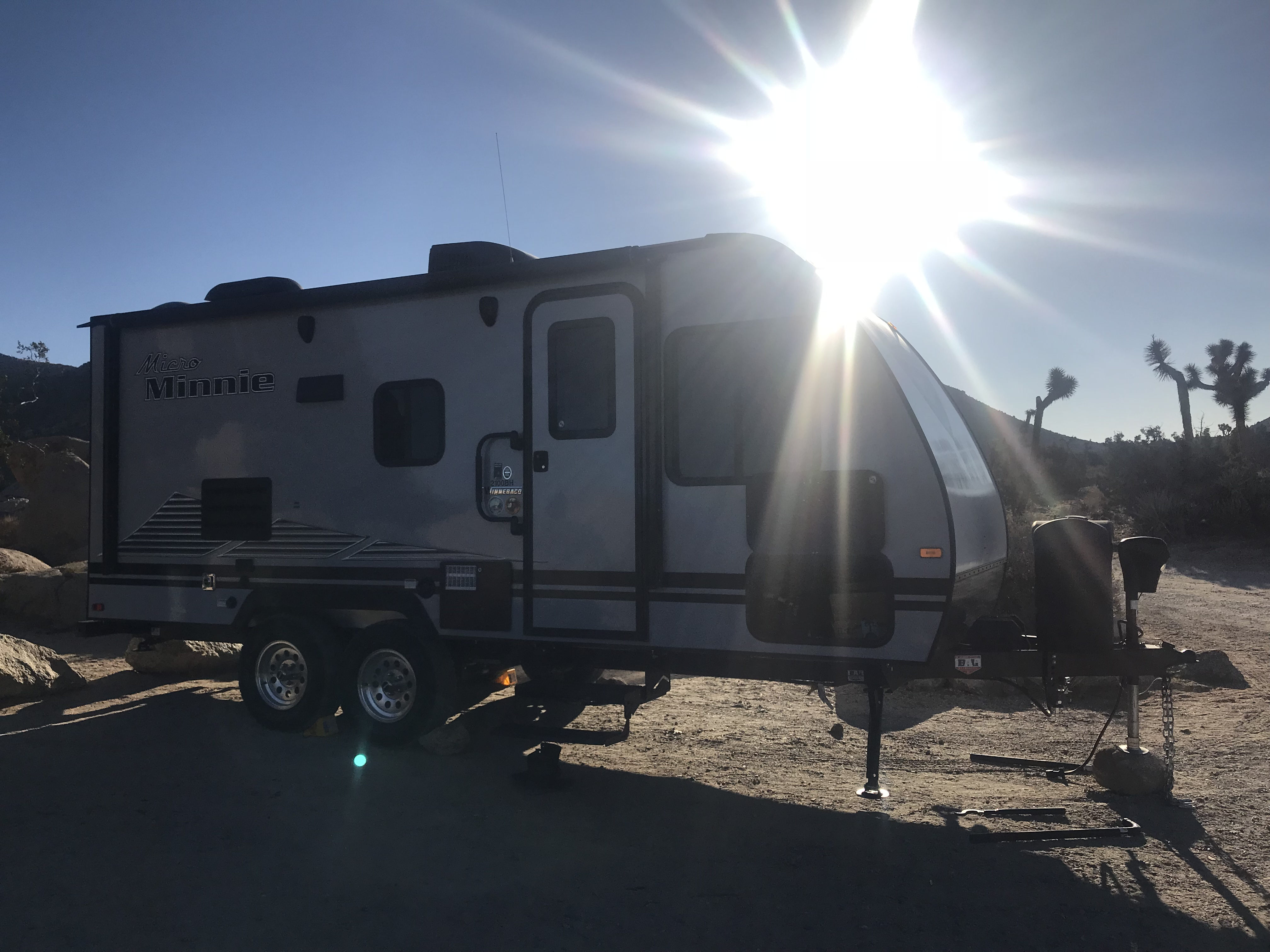 Winnebago Micro Minnie 2019