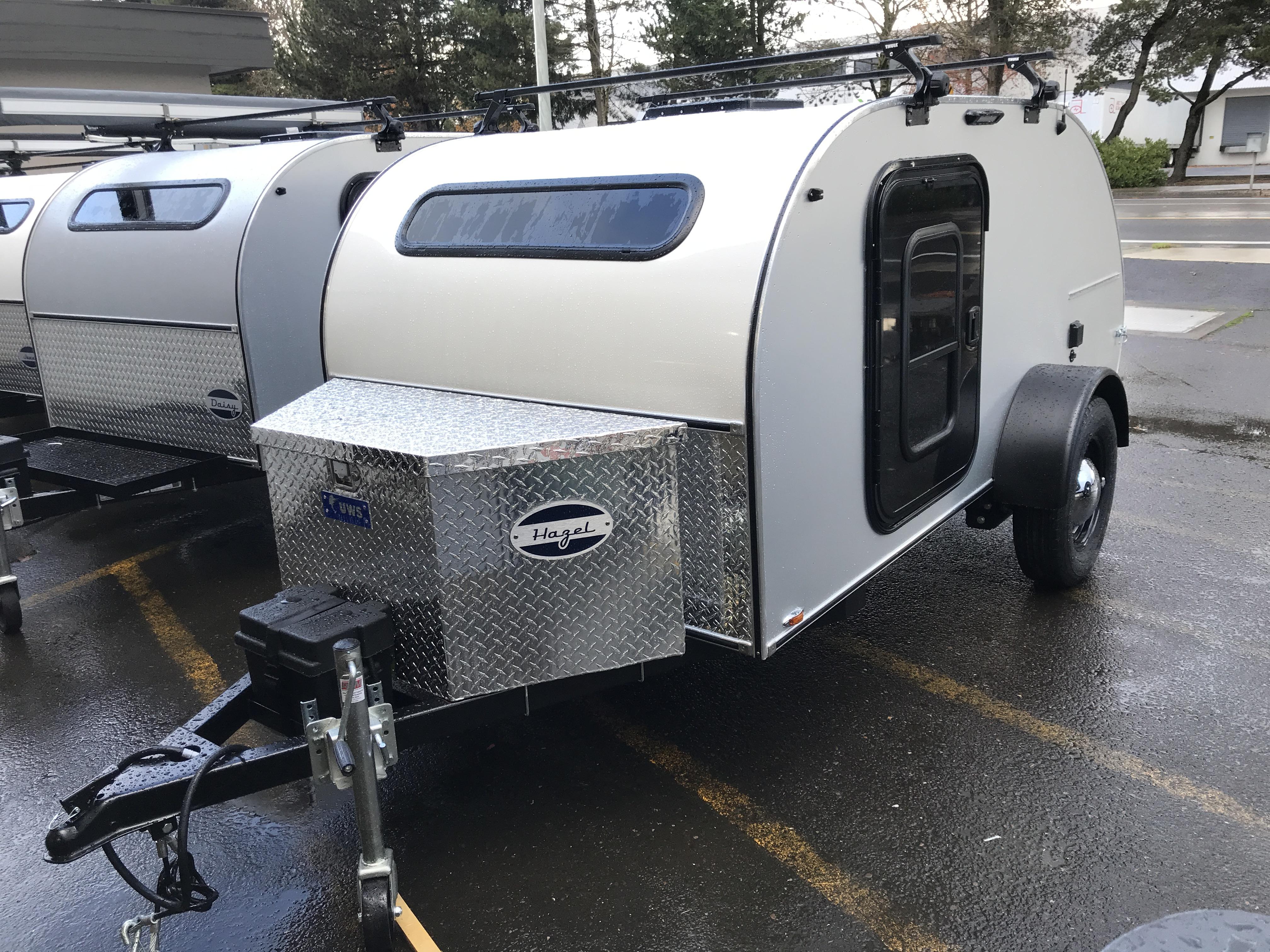 Aero Teardrops Steel 5 x 10 2019