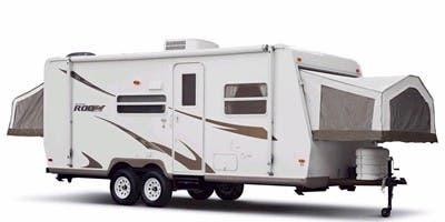 Stock Exterior Image. Rockwood Roo M-21SS 2008