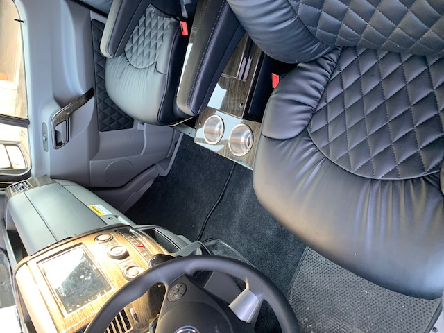 Comfortable to drive.. Midwest Automotive Designs Ultimate Limo 2019