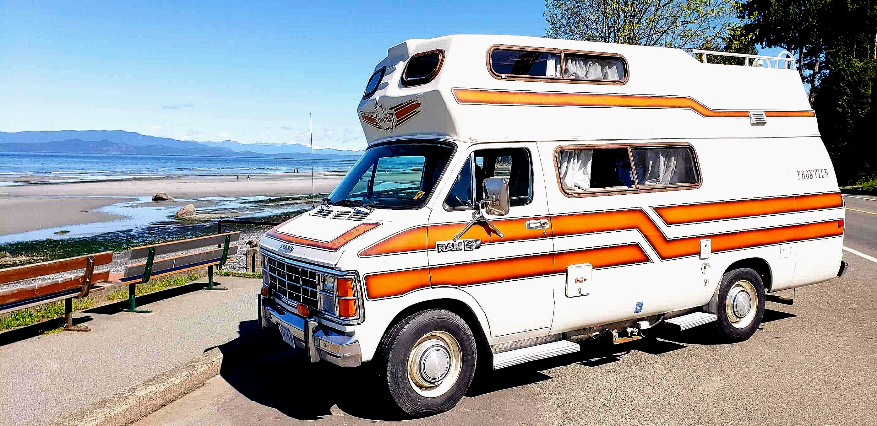 1984 Dodge Other Camper Van Rental In Nanaimo Bc Outdoorsy