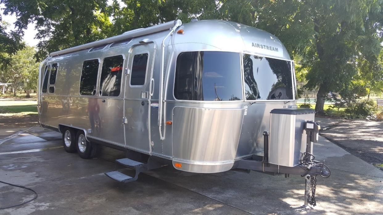 Airstream International 2010