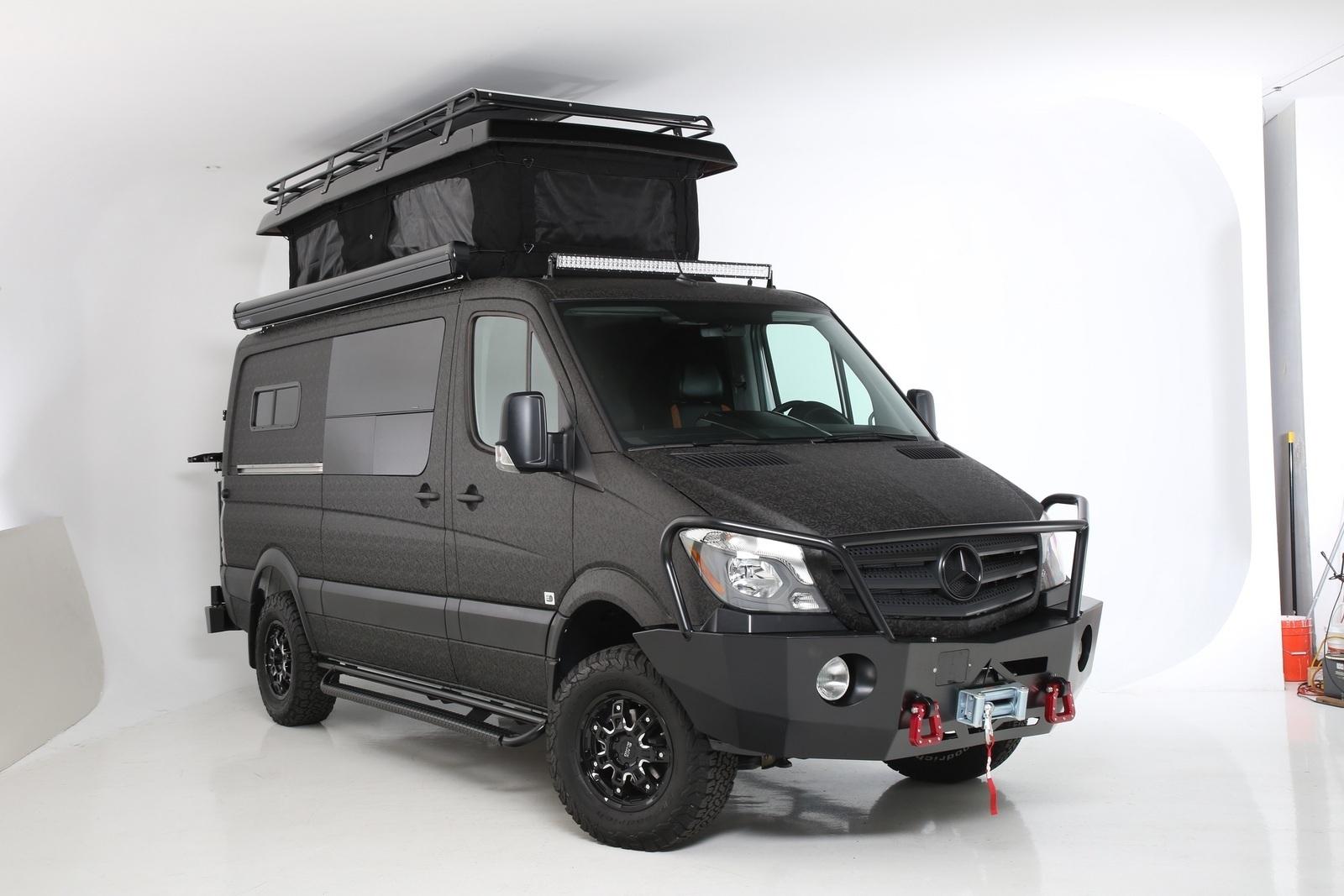 Mercedes-Benz 4x4 Sprinter mwb 2018