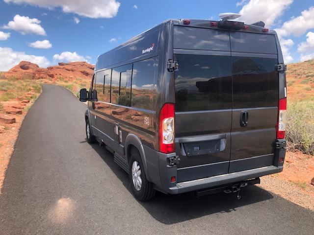 Hymer Sunlight Van Two 2019