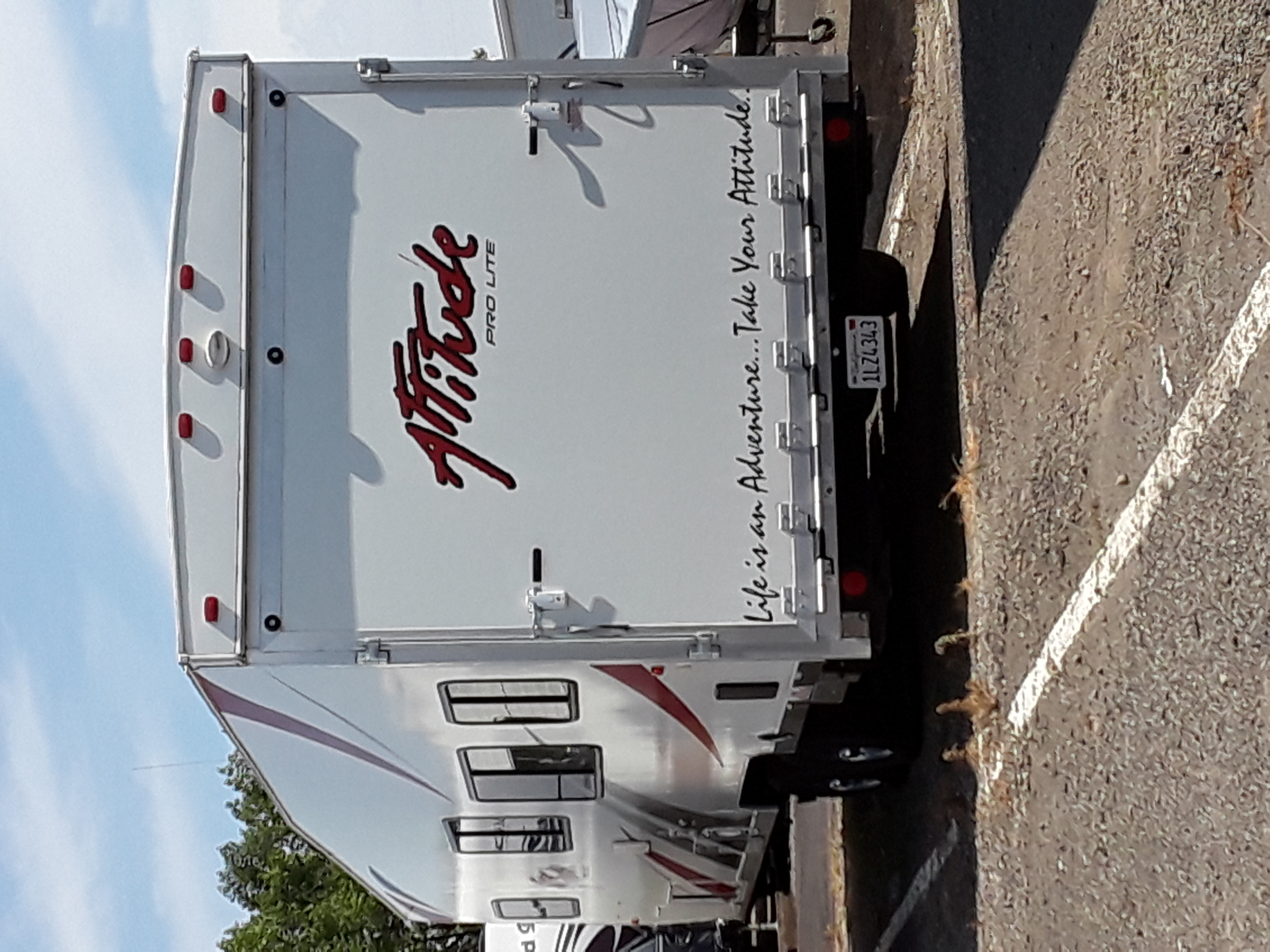 Eclipse Recreational Vehicles Attitude 2012