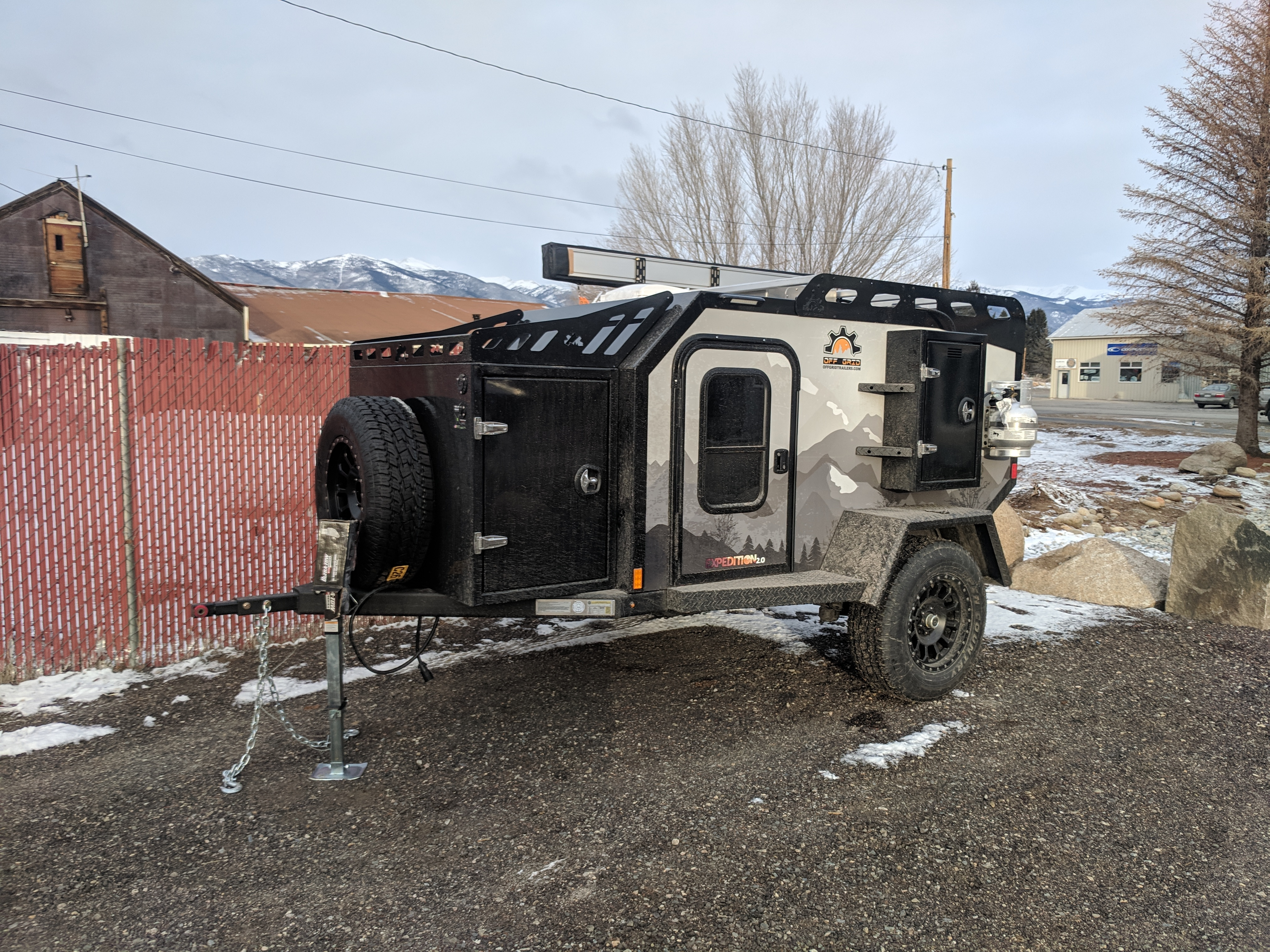 Off Grid Expedition 2.0 2019