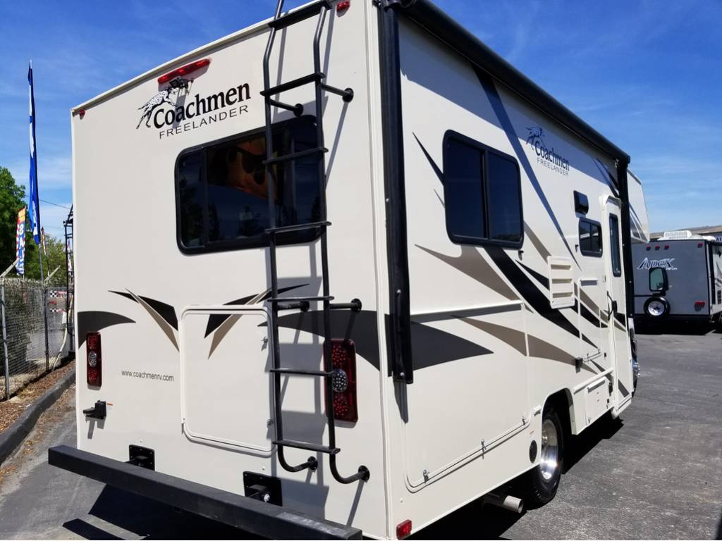 Coachmen Freelander 2020