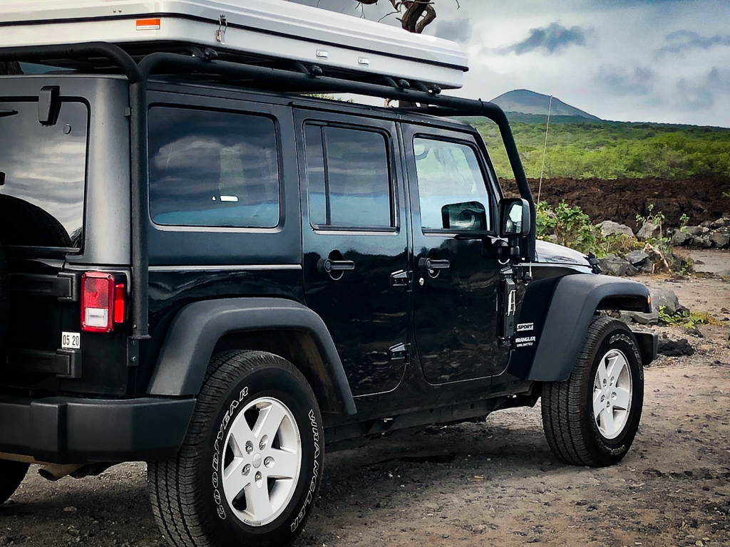 2017 Jeep Wrangler Unlimited Camper Van Rental In Kahului Hi Outdoorsy