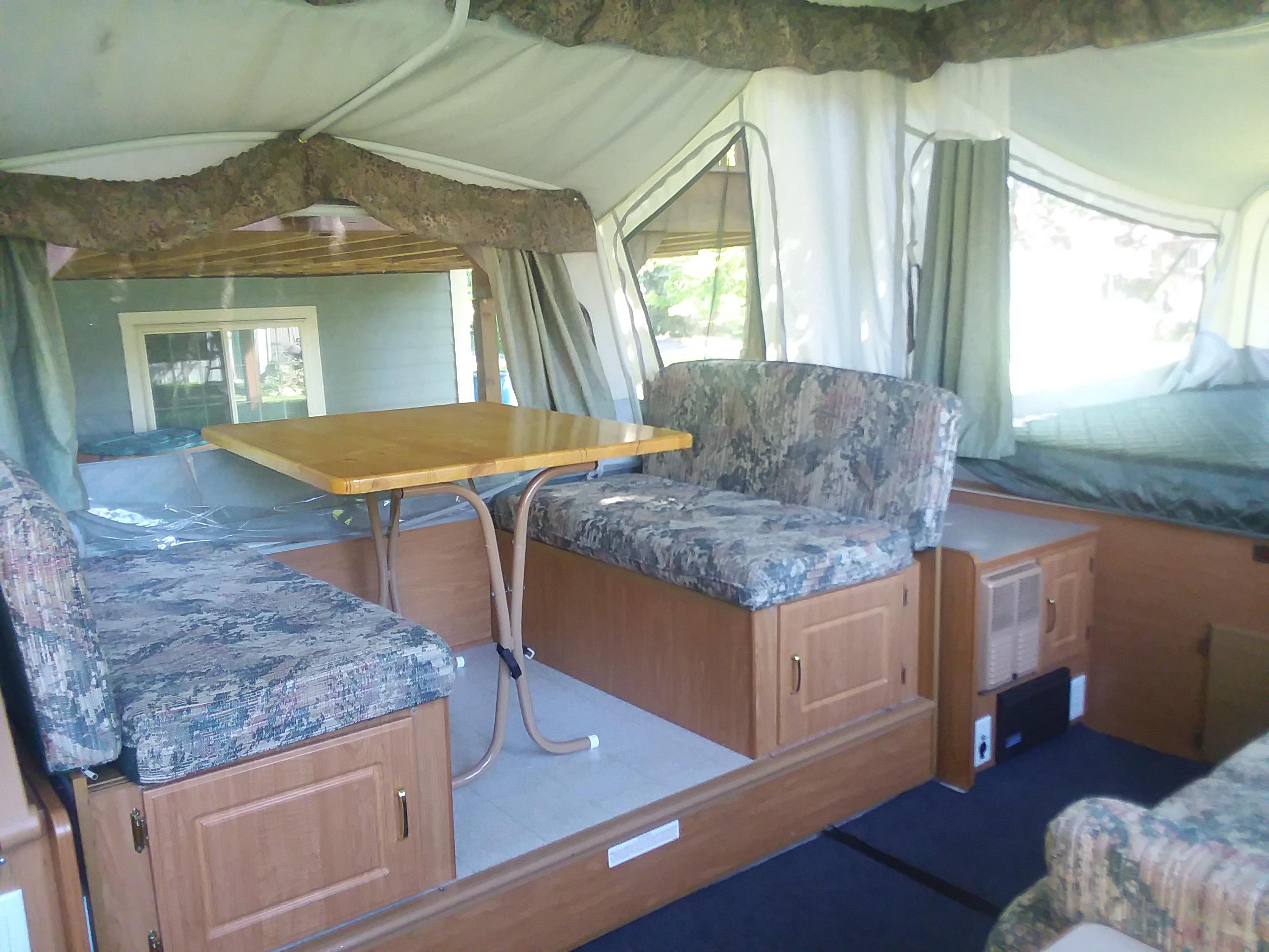 Coleman Grand Tour Utah 2001