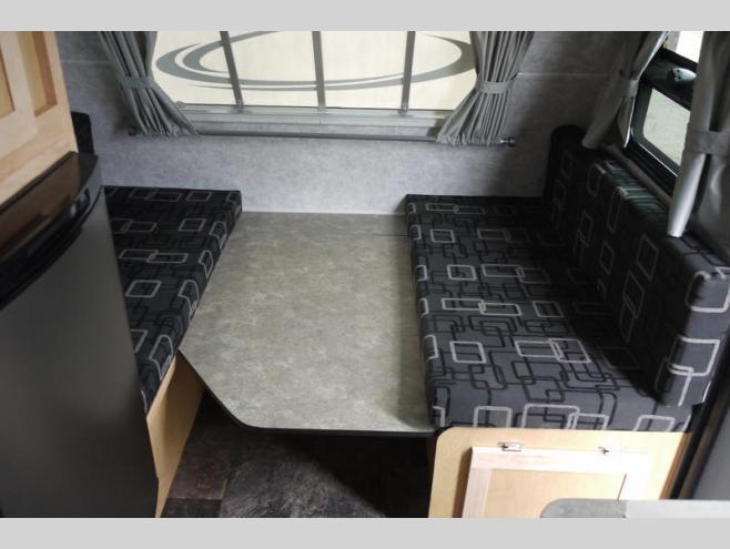 Double bed. Prolight Rv Profil 14 2017