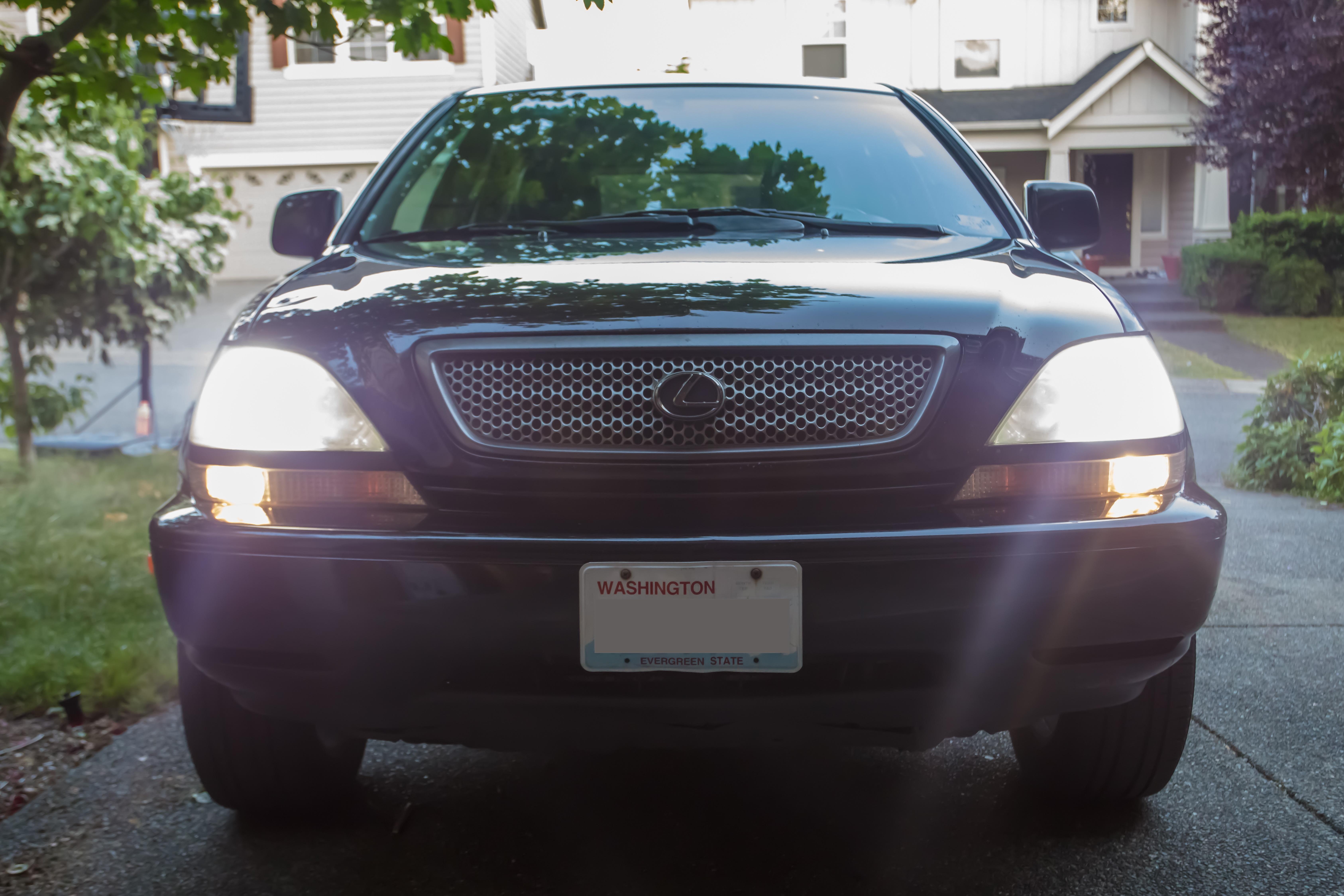 Custom 2001 Lexus RX300 Campervan 2001