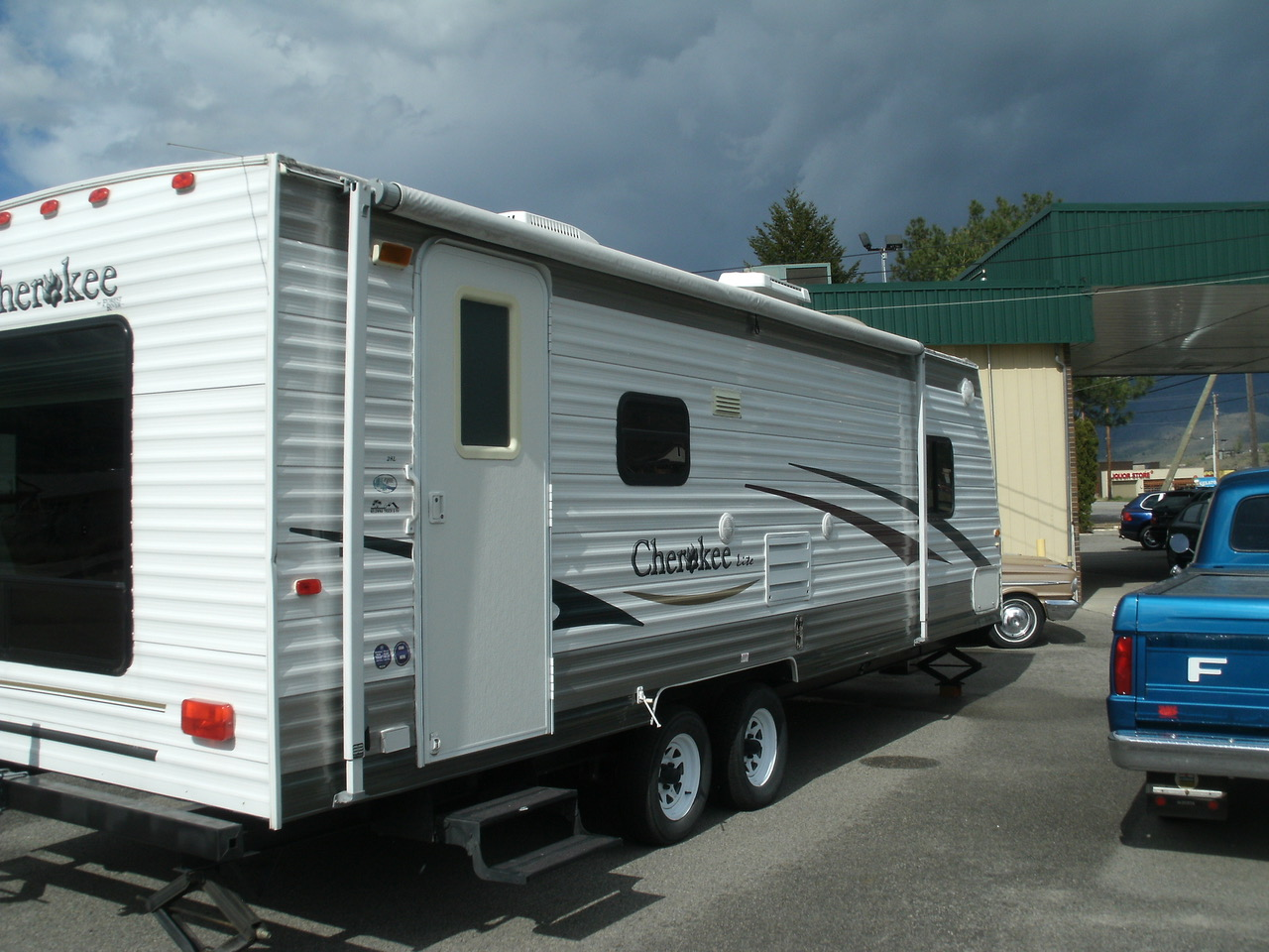 Forest River Cherokee Lite 2007