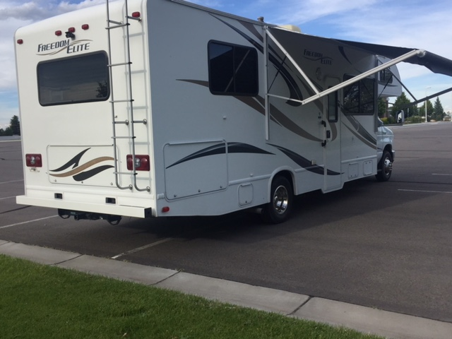 30' Thor Motor Coach Freedom Elite 2014