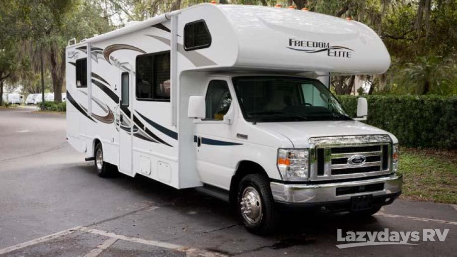 Thor Motor Coach Freedom Elite 2012