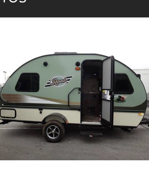 A great and easy way to camp! . Forest River R-Pod 2016