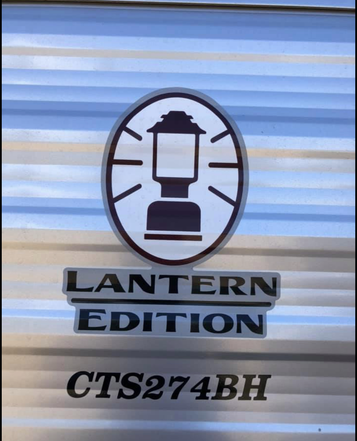 Lantern Series . Dutchmen Coleman 2017