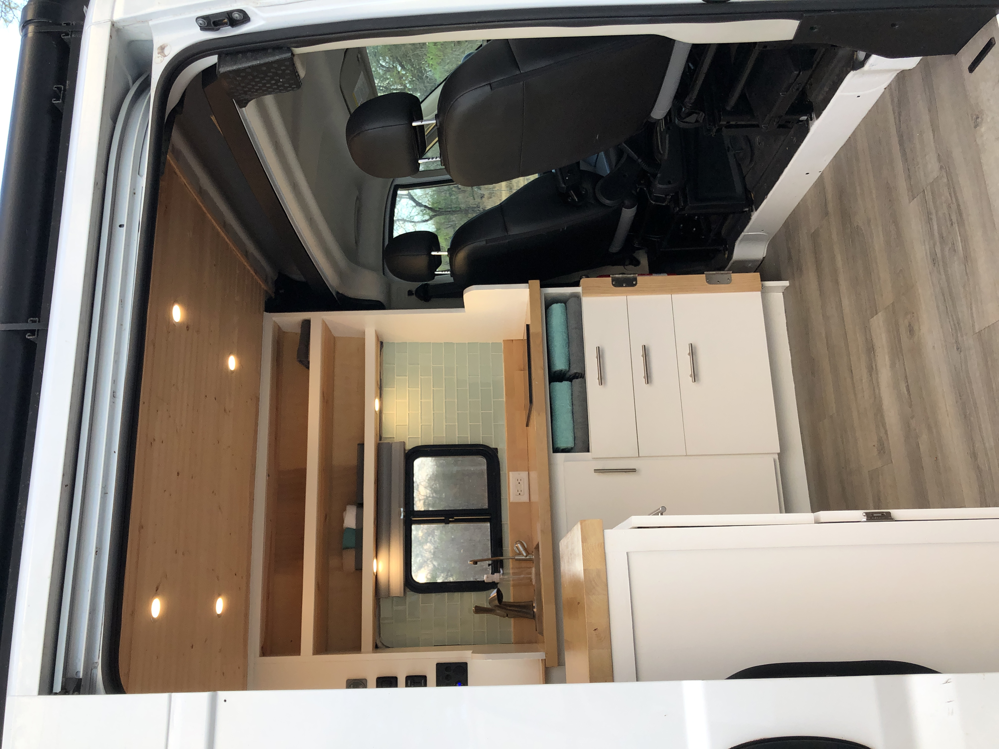 Dodge Ram Promaster 2017