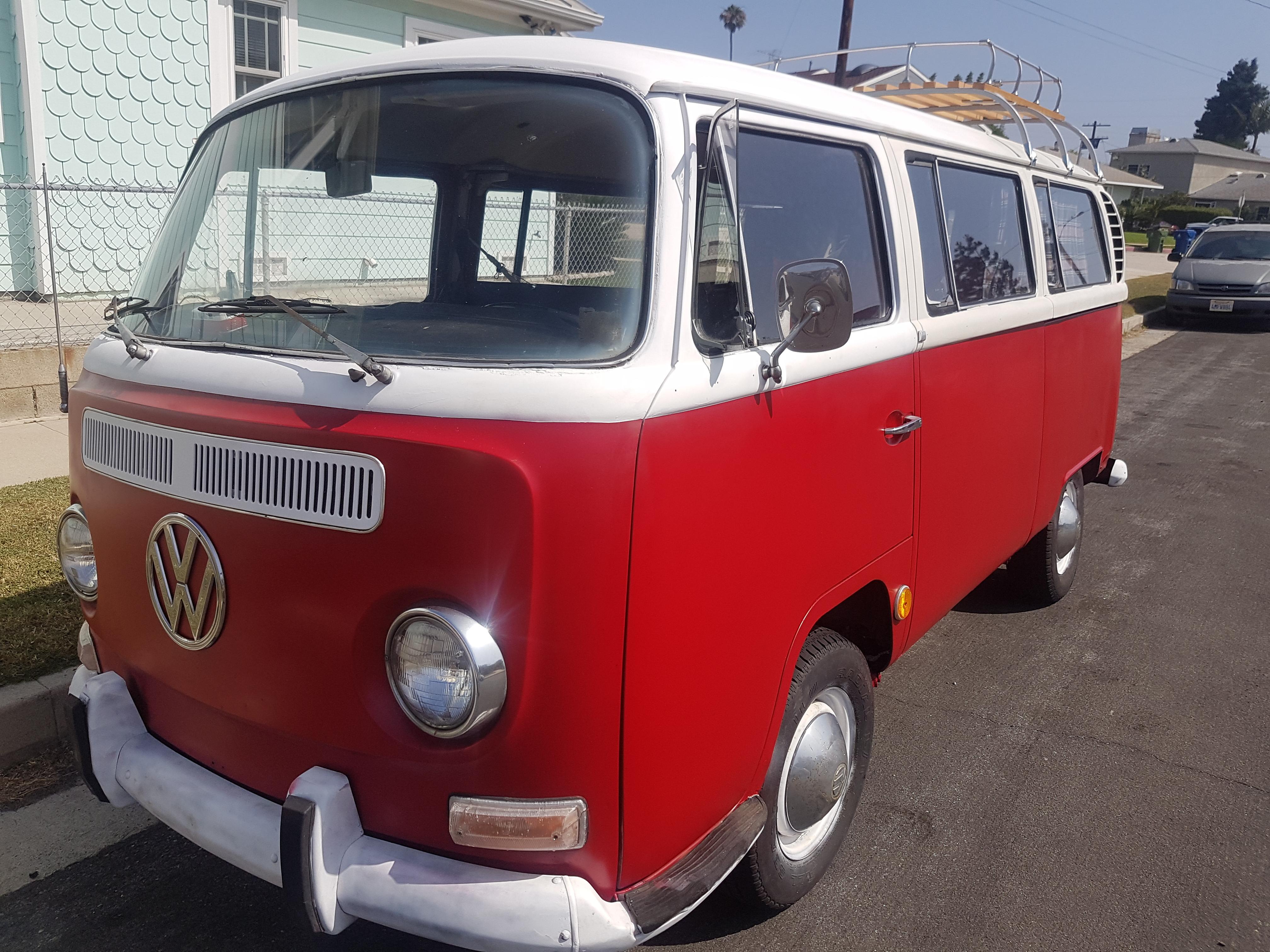 1969 Volkswagen Westfalia
