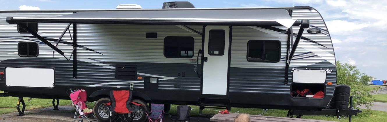State Park Camping. Keystone Springdale 2018