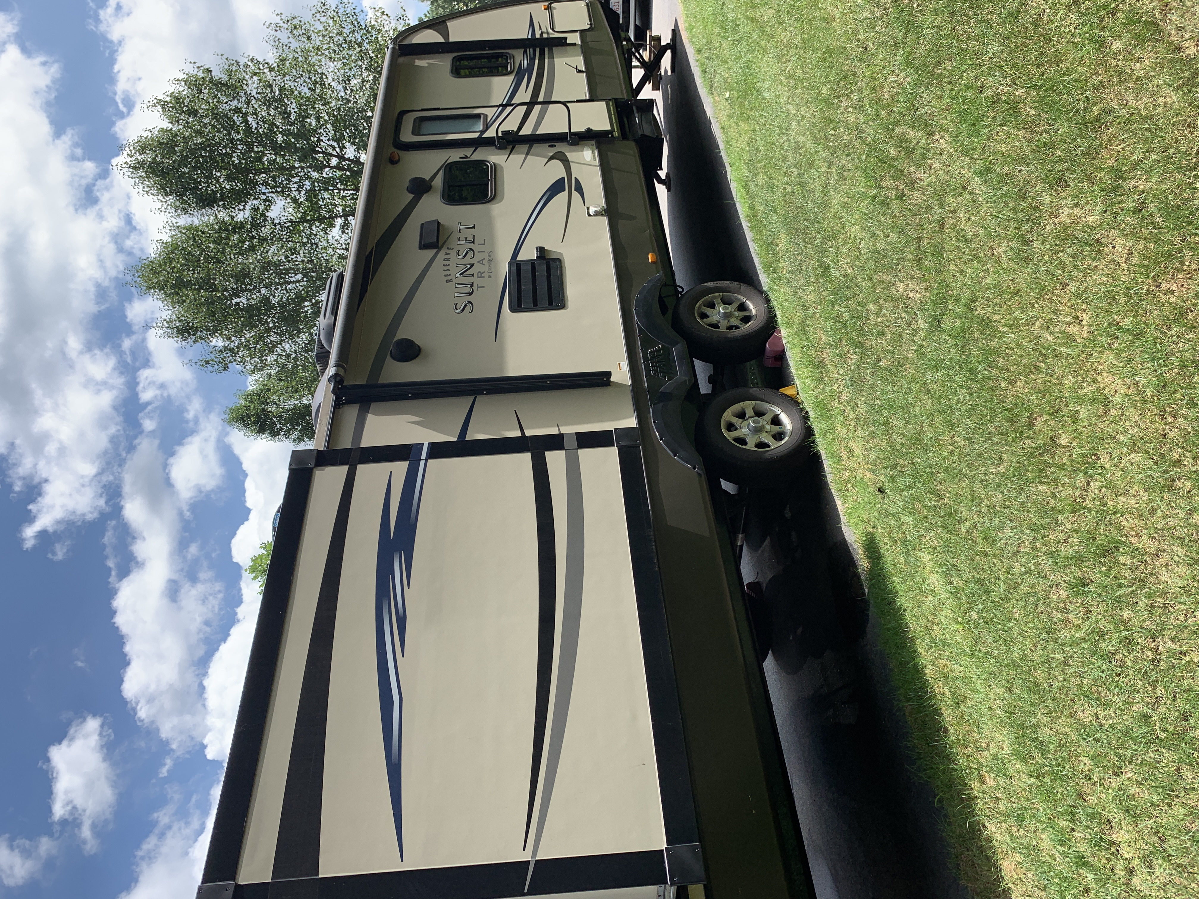 Sunset Camper Trailers bunk sweet 2012