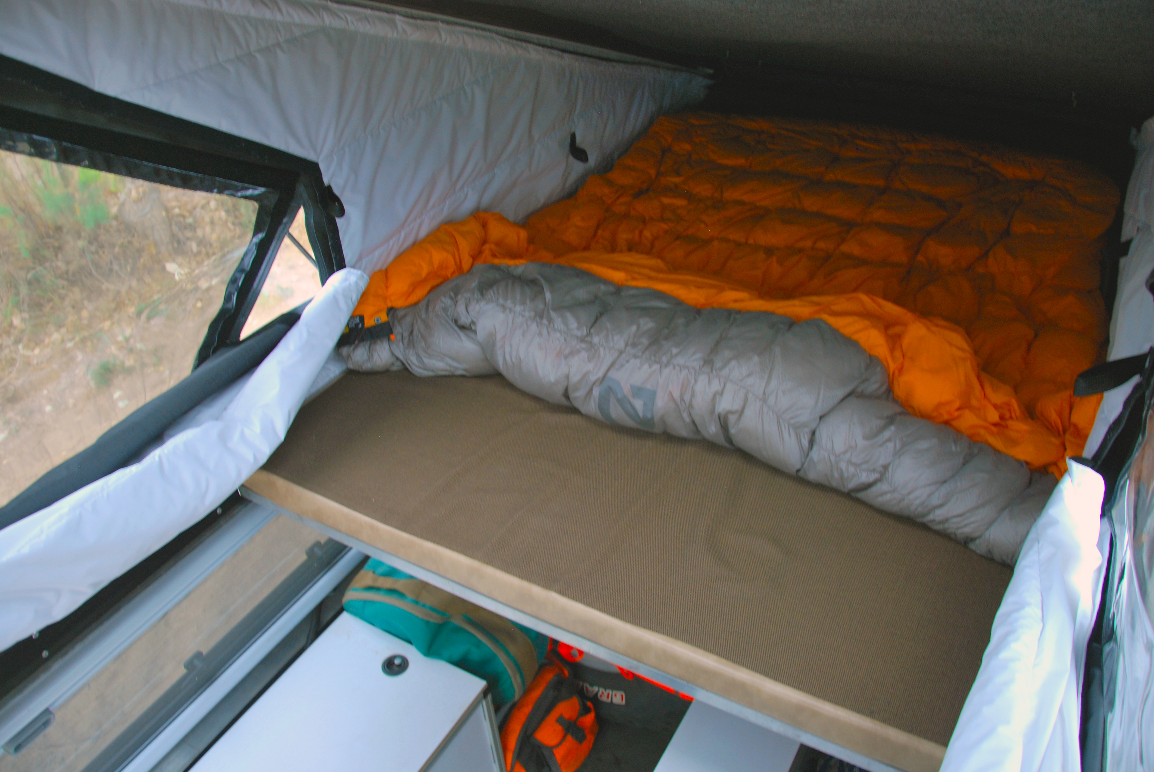2015 Four Wheel Campers Hawk Flatbed