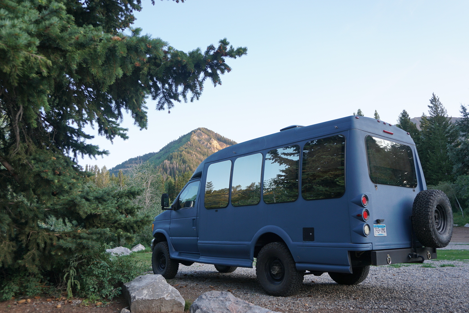 Photos 2004 Ford Transit Camper Van Rental In Salt Lake City Ut Outdoorsy