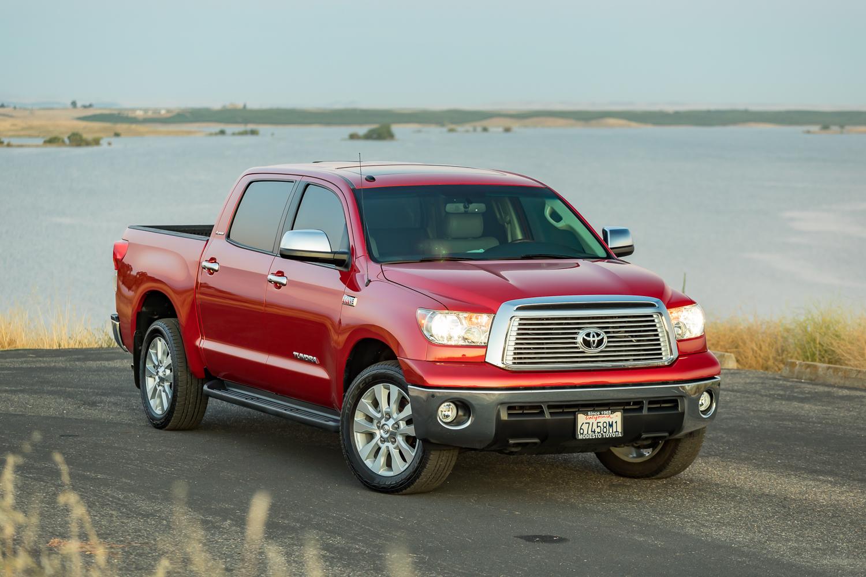 Toyota Tundra platinum 2013