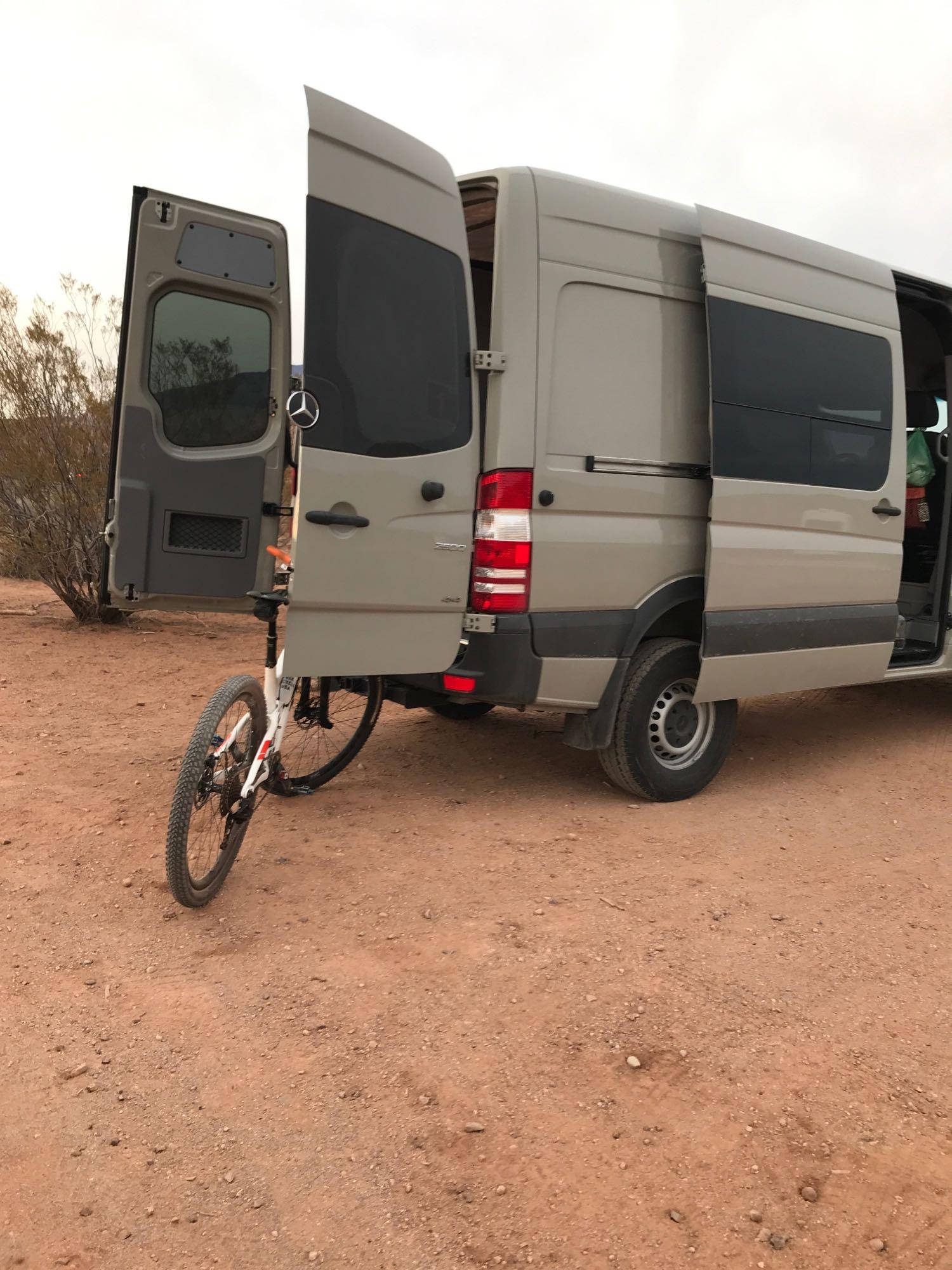 Mercedes-Benz B class campervan MB 140 2018