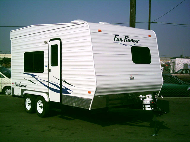 The name says it all. Fun Runner! Because this thing is fun and it will run to where ever you want to have some fun. :). Carson Trailer Fun Runner 2007