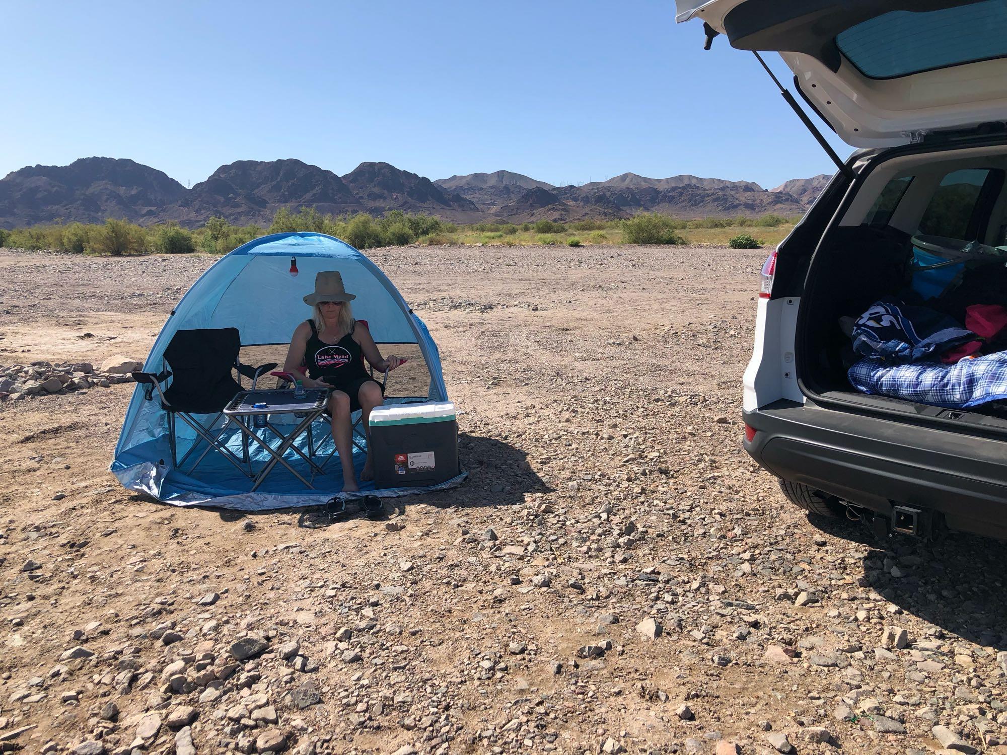 2016 Ford Escape Camper Van Rental In Boulder City Nv Outdoorsy