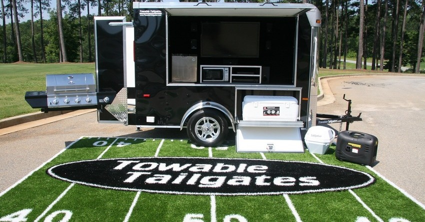 Towable Tailgater 2019