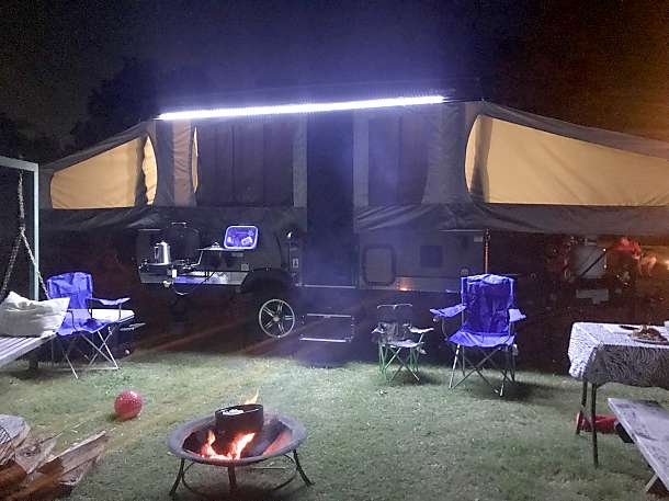Night time camping!! . Flagstaff Other 2018