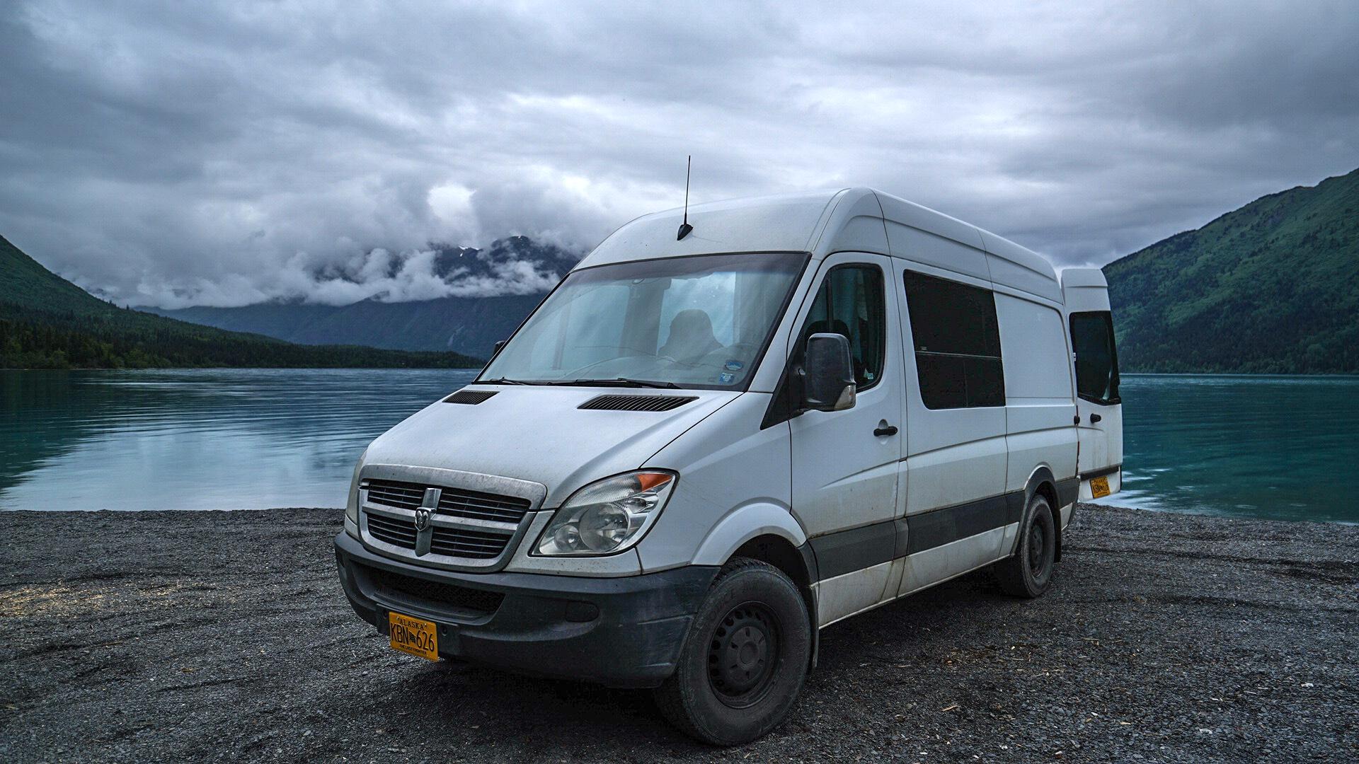 Dodge Sprinter Van 2008
