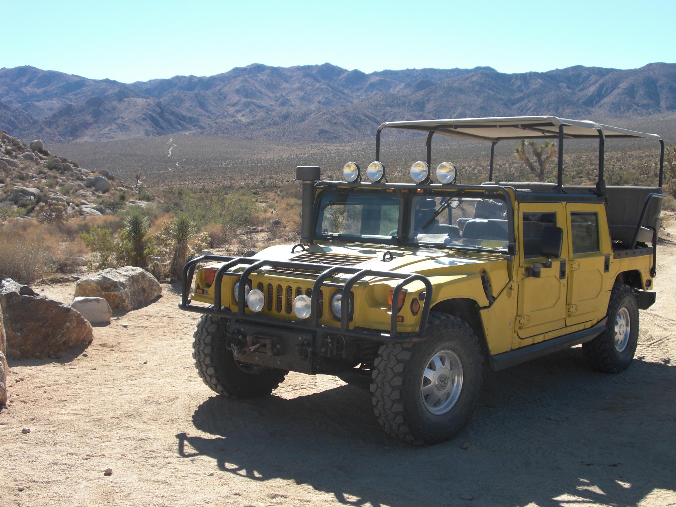 Hummer H-1 2003