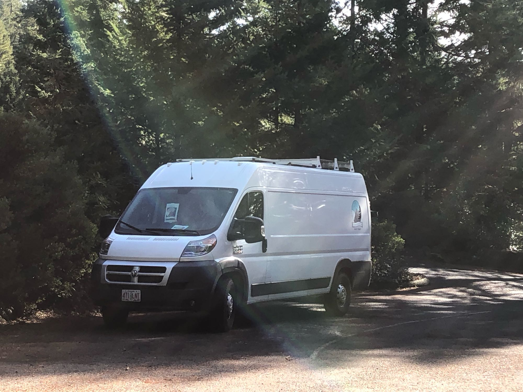 Dodge promaster3500ecodiesel-highroof 2015
