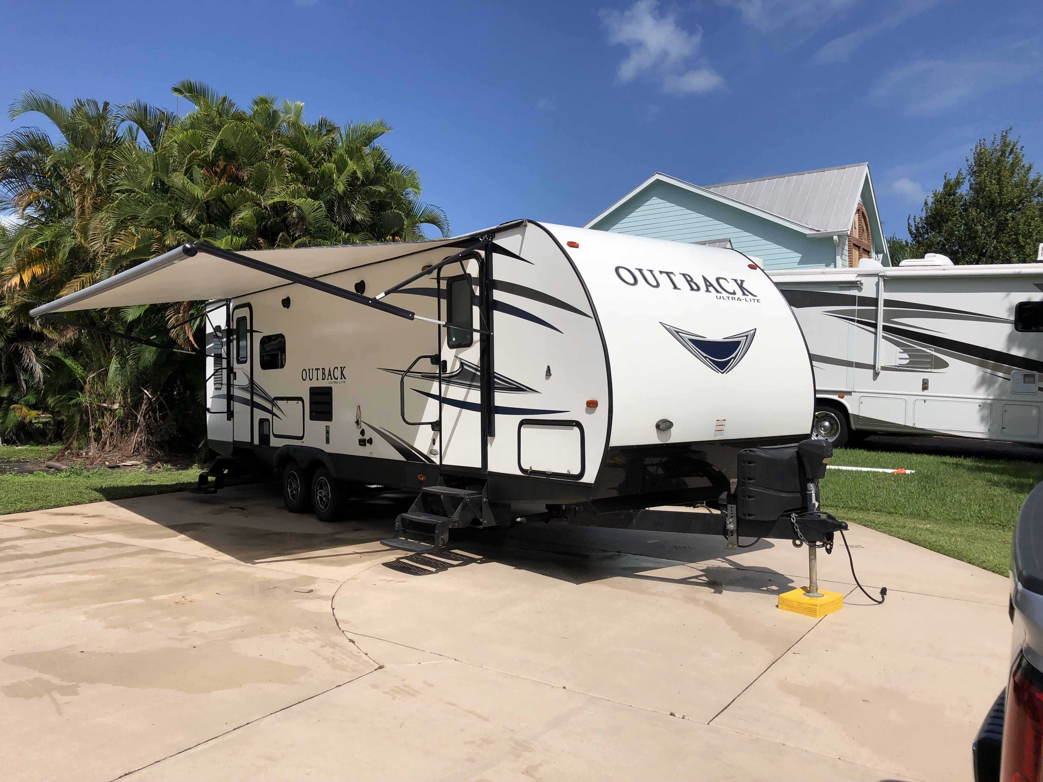 Keystone Outback 2017