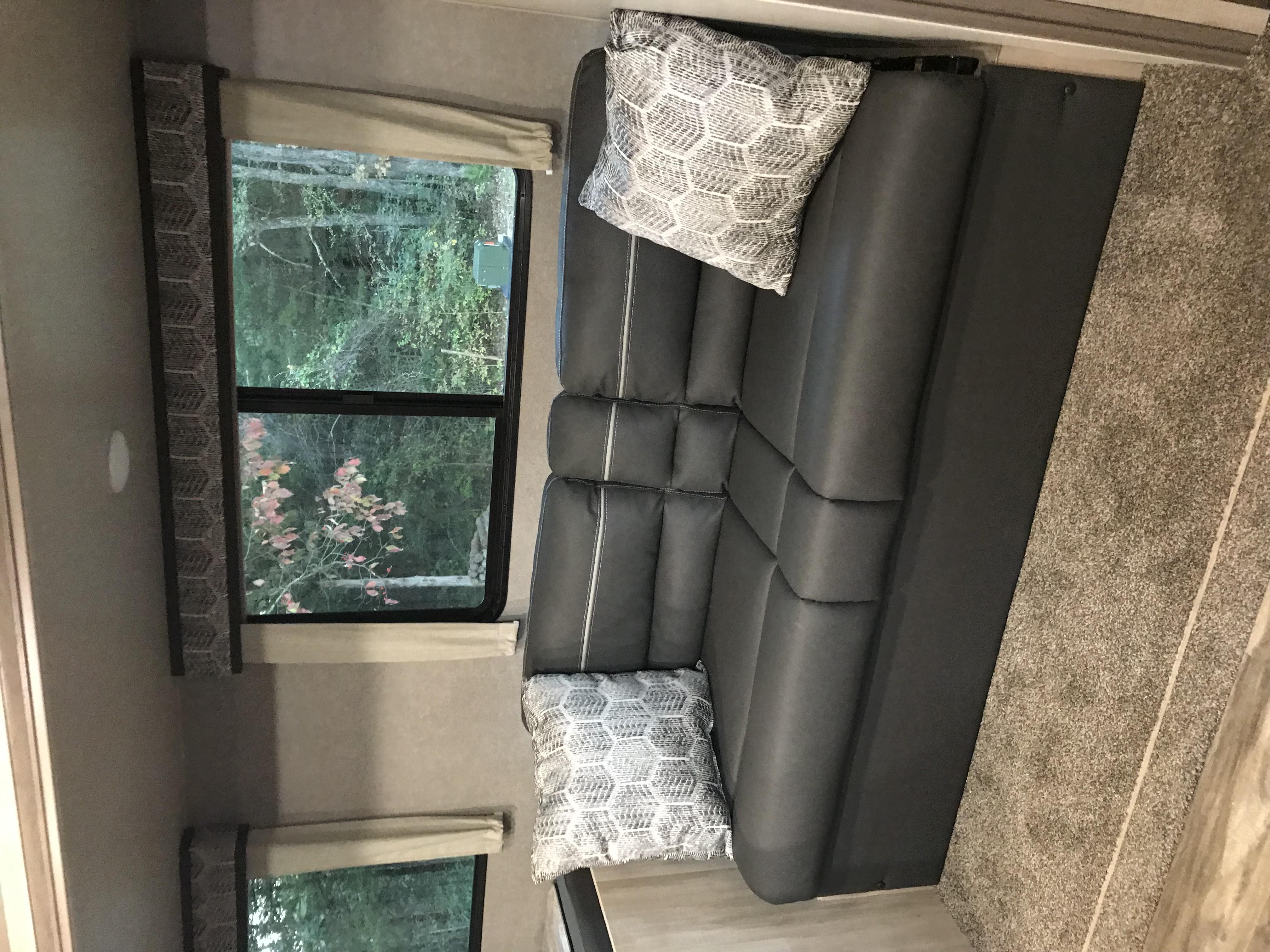Couch. Coachmen Catalina 2020