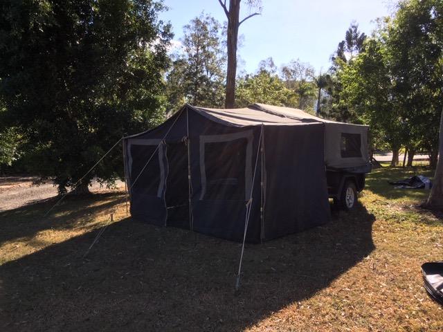 Custom Camper - Price reduced 2007