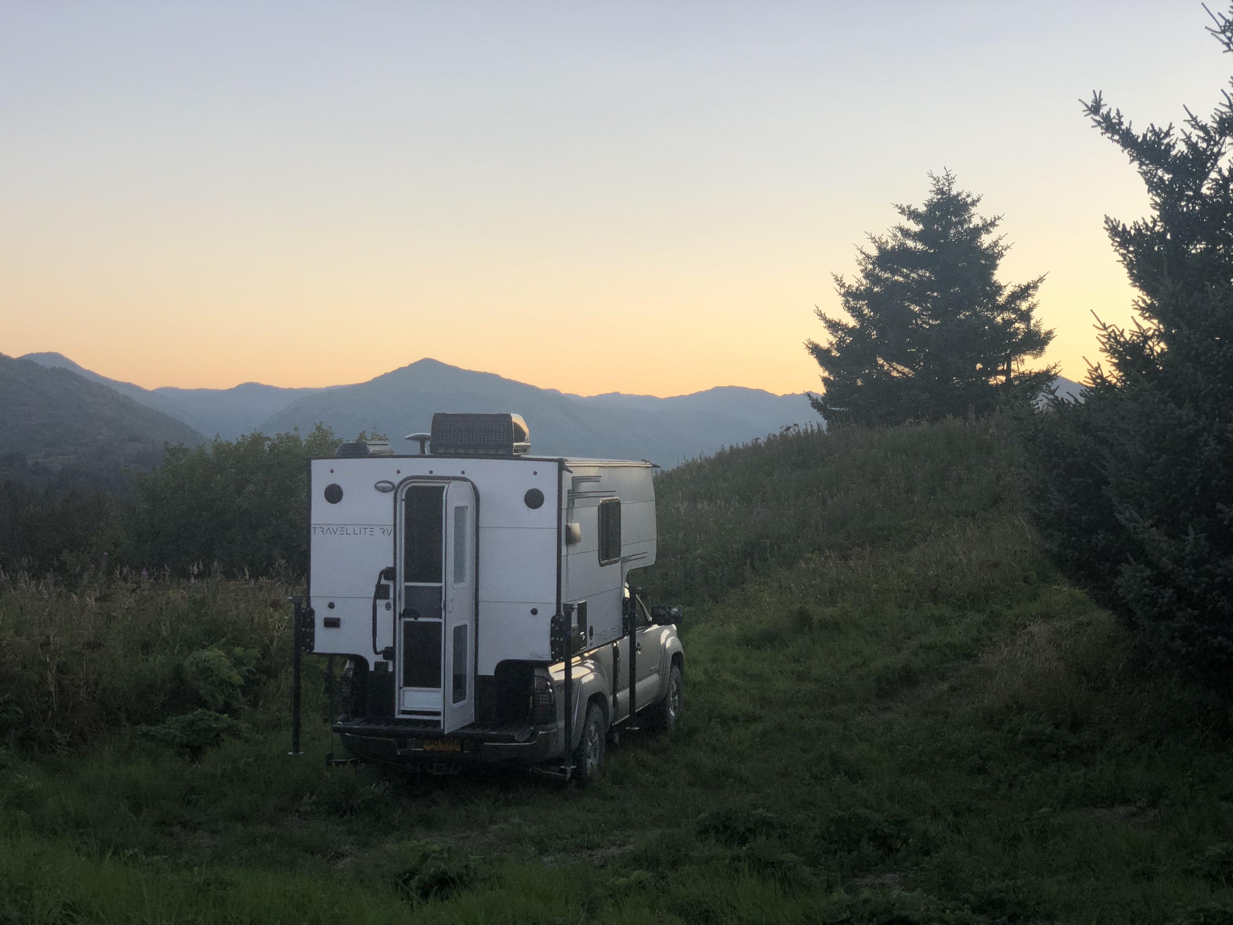 Travel Lite Truck Camper 690fd 2020