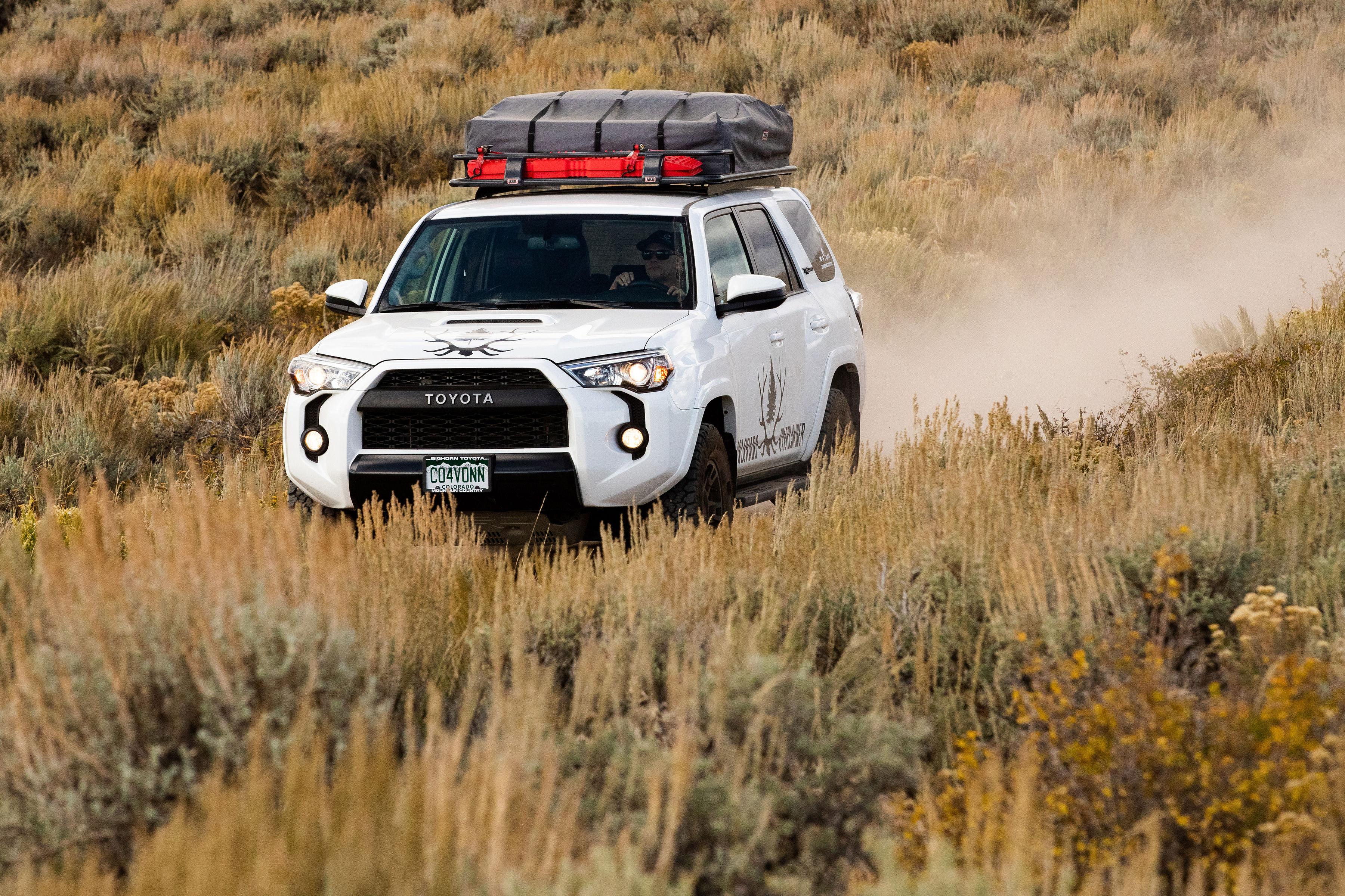 2020 Toyota 4runner Camper Van Rental In Glenwood Springs Co Outdoorsy