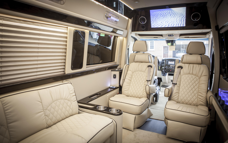 Mercedes Sprinter Entertainer 2020