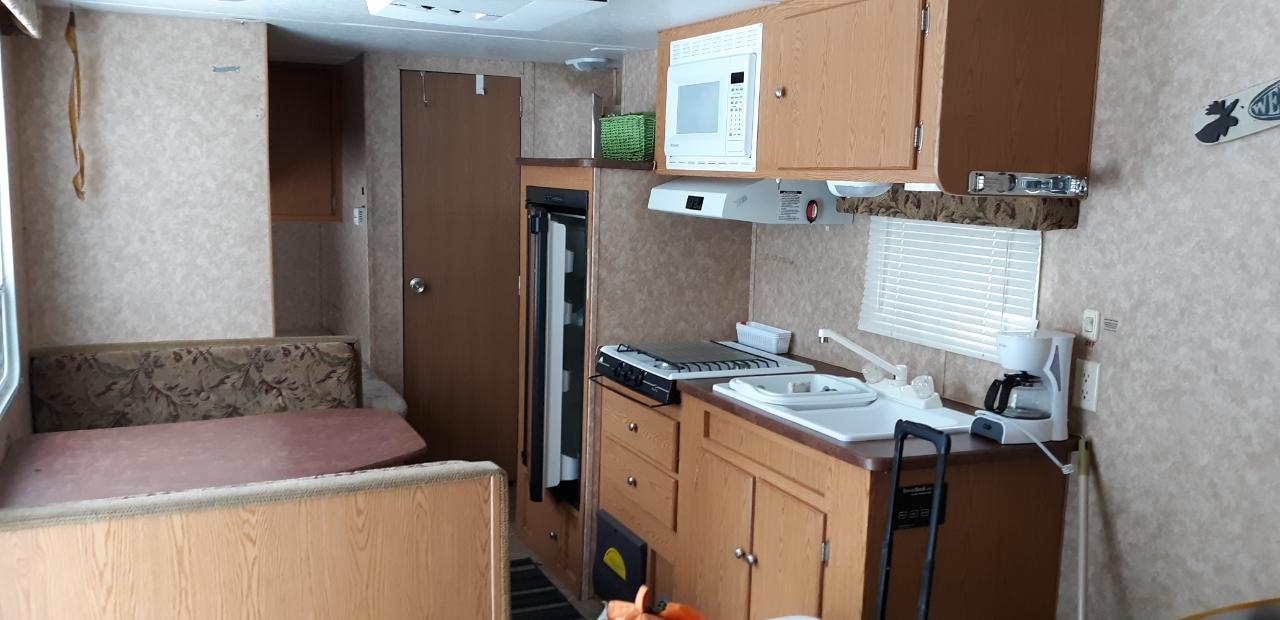 Kitchen dining area, sleeps 1-2. Skyline Other 2006