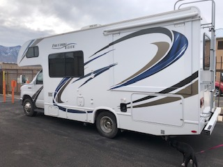 Thor Motor Coach Freedom Elite 2018