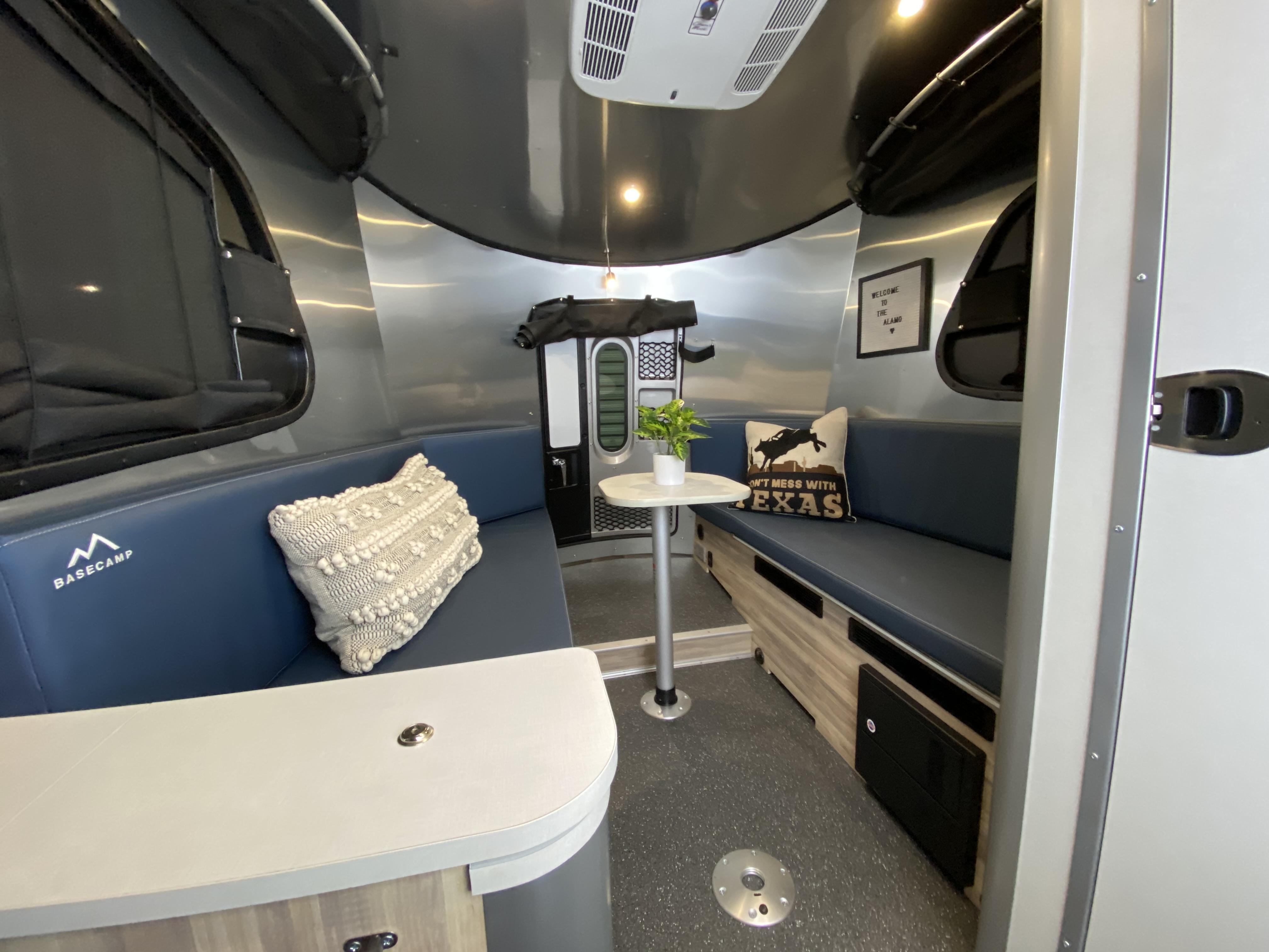 Airstream BaseCamp 2020