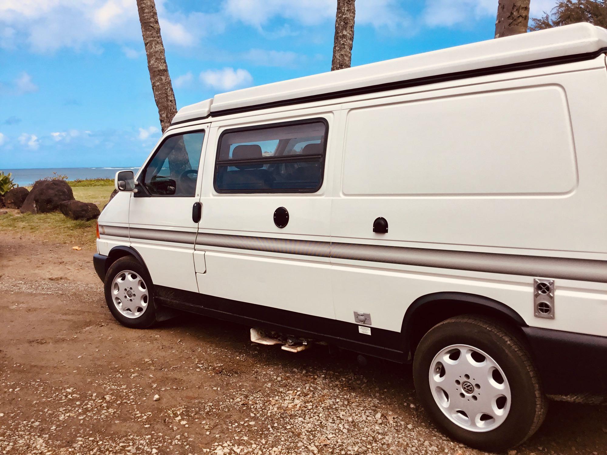 Volkswagen Eurovan Full Camper 1997