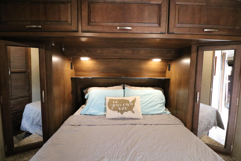 Master Bedroom.. Grand Design Reflection 2019