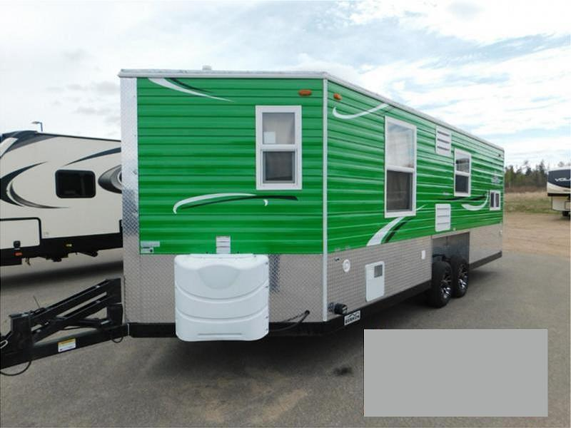 Ice Castle Fish Houses Rv Edition Hybrid 2016