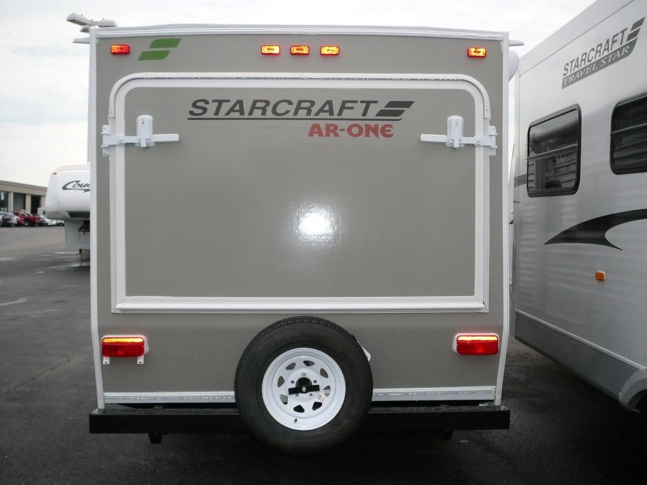 Starcraft AR-One 2015